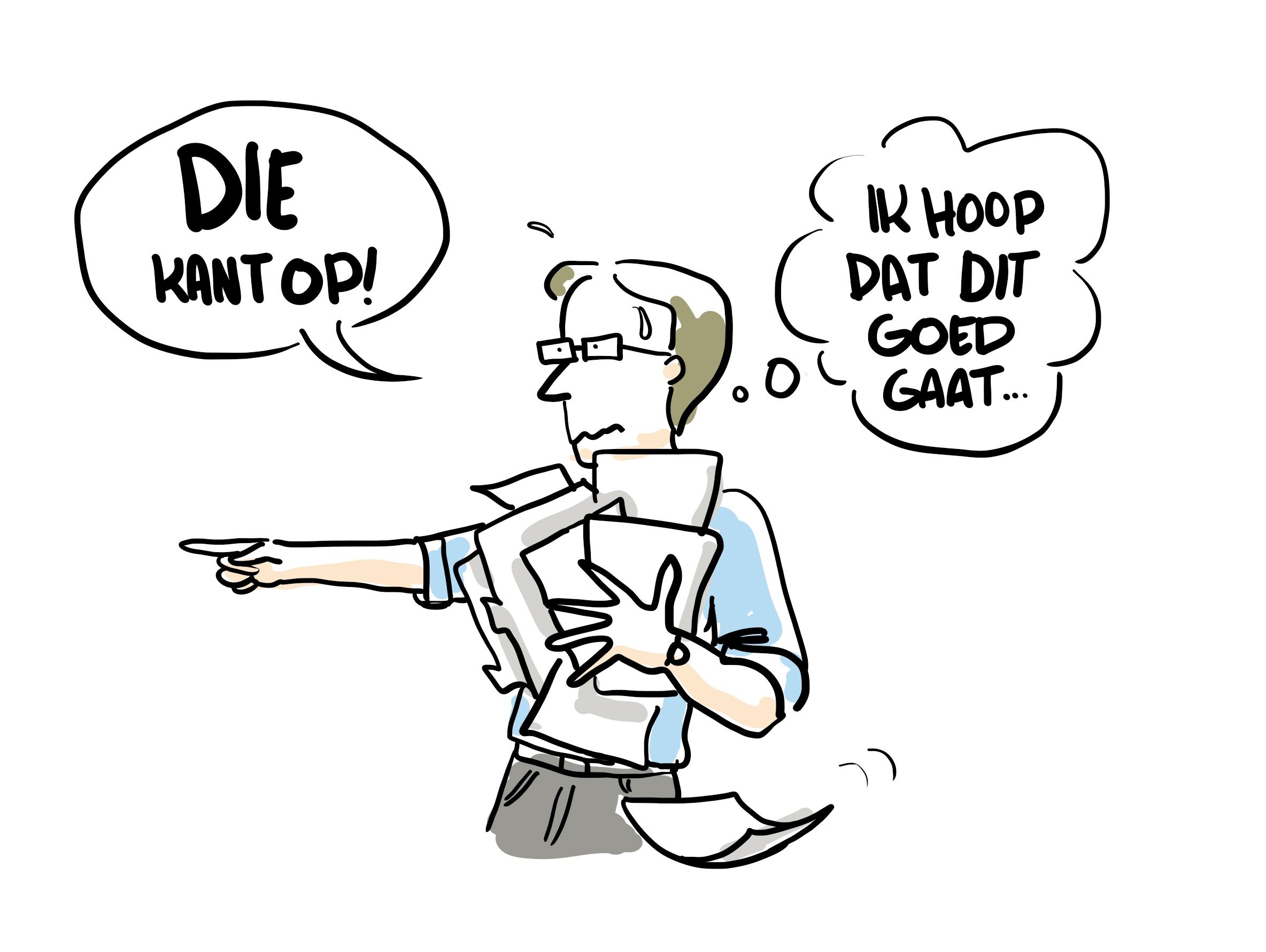 Geert besluit