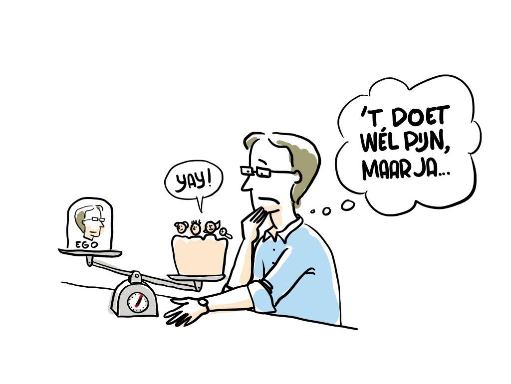 Geert-laat-ego-los